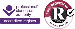 Professional Standards Authority Registered